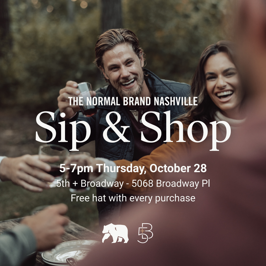 The Normal Brand | Sip + Shop