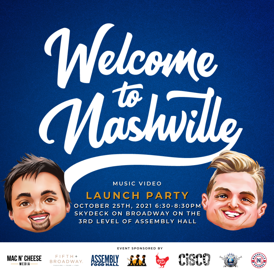 Welcome to Nashville 3 | Launch Party